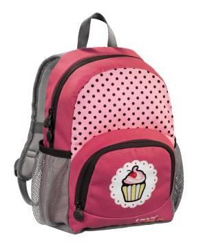 Рюкзак детский Step By Step Junior Dressy Sweet cake розовый / серый