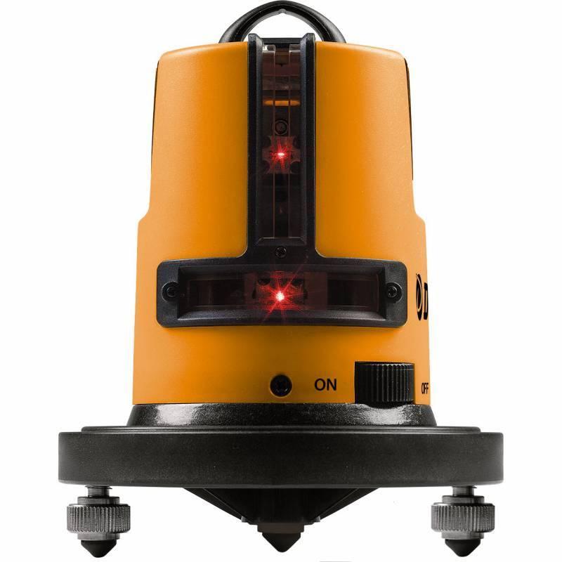 Лазерный уровень Defort DLL-10T-K - фото 2