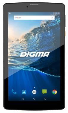 """Планшет 7"""" Digma Plane 7006 4G 8ГБ черный (PS7041ML / PS7041PL)"""