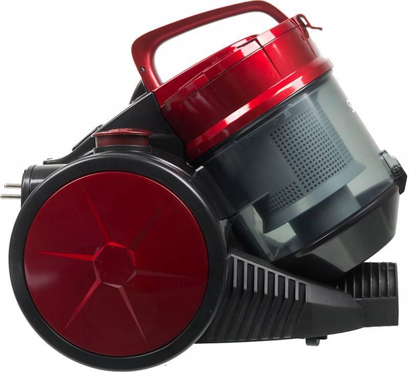 Пылесос Sinbo SVC 3480Z красный/черный - фото 2