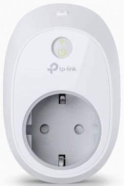 Умная Wi-Fi розетка TP-Link HS110 белый