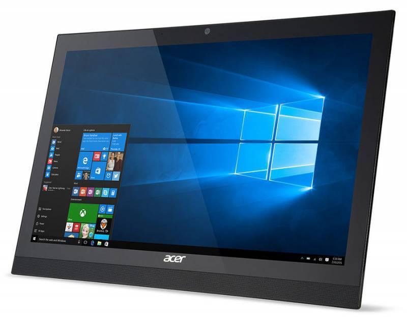 """Моноблок 21.5"""" Acer Aspire Z1-622 черный - фото 1"""