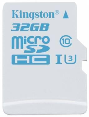 Карта памяти microSDHC 32Gb Class10 Kingston SDCAC / 32GB