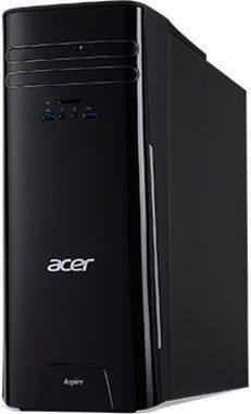 Системный блок Acer Aspire TC-230 черный - фото 1