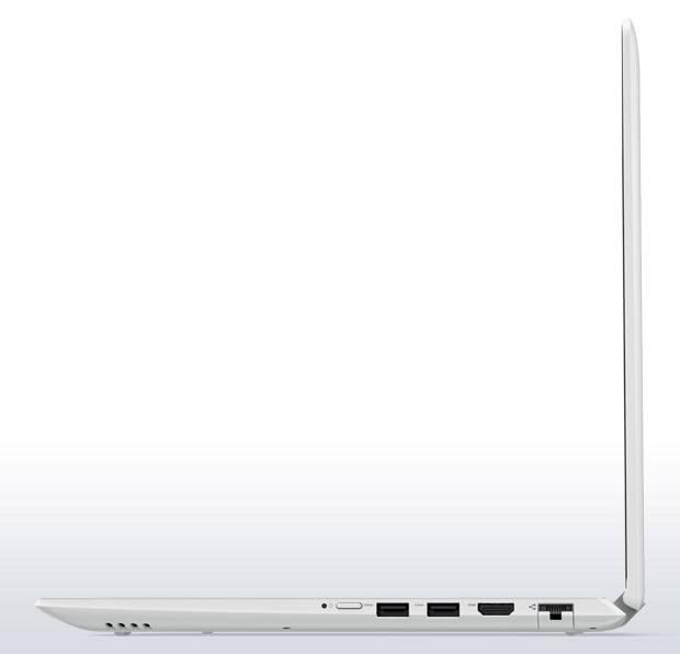 "Ноутбук Lenovo IdeaPad YOGA 510-14ISK  14"" 1920x1080 Intel Core i7 6500U 2.5ГГц 8192МБ DDR4 1600МГц 1000Гб AMD Radeon R5 M430 2048МБ Windows 10 BT - фото 6"