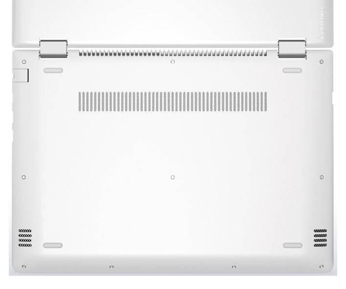"Ноутбук Lenovo IdeaPad YOGA 510-14ISK  14"" 1920x1080 Intel Core i7 6500U 2.5ГГц 8192МБ DDR4 1600МГц 1000Гб AMD Radeon R5 M430 2048МБ Windows 10 BT - фото 10"