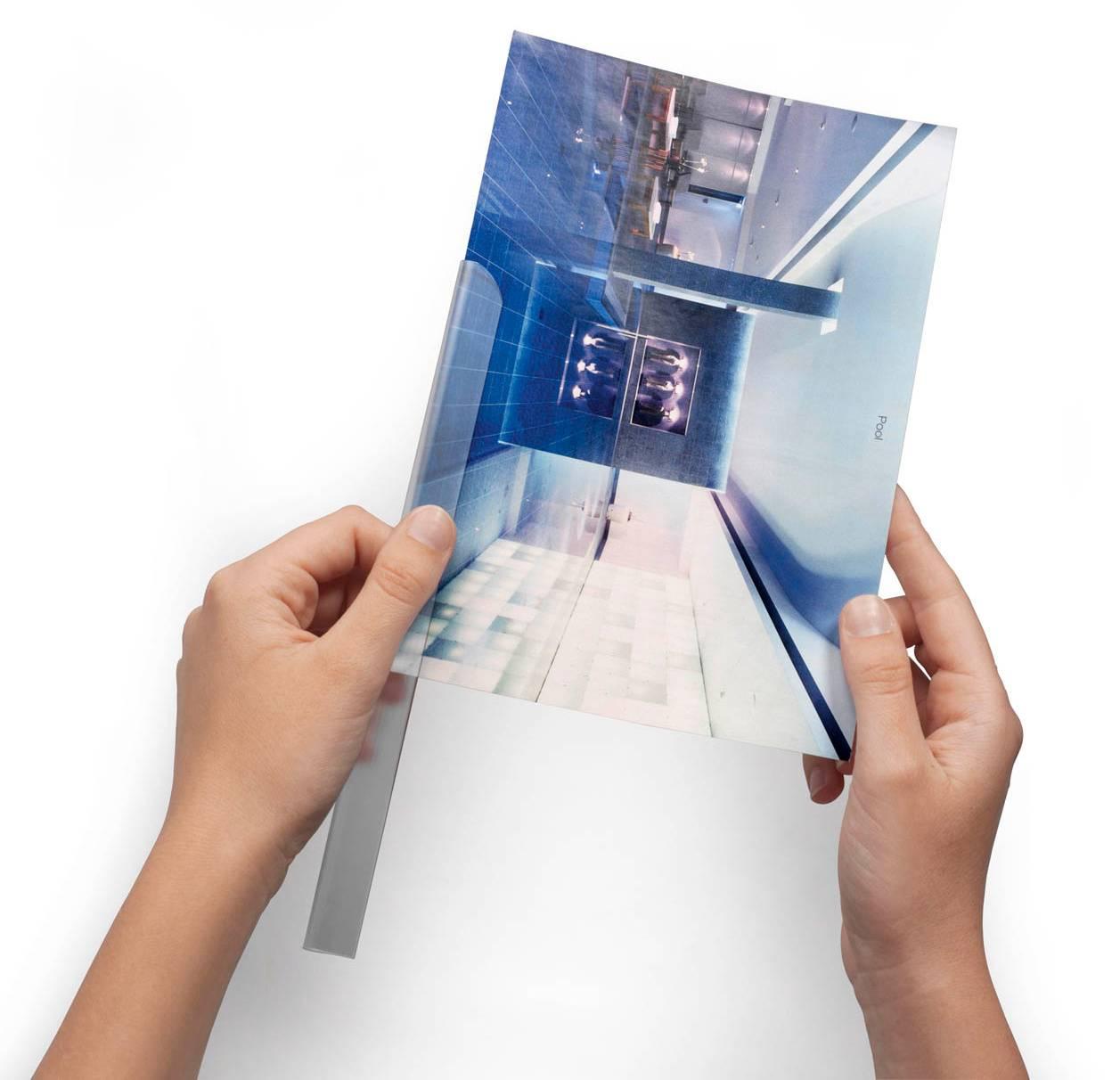 Скрепкошина для сшивания документов Durable 2910-19 30листов A5 прозрачный - фото 2