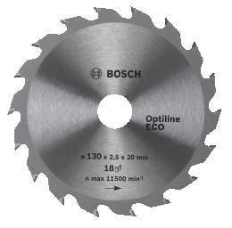 Пильный диск по дереву Bosch 2608641785