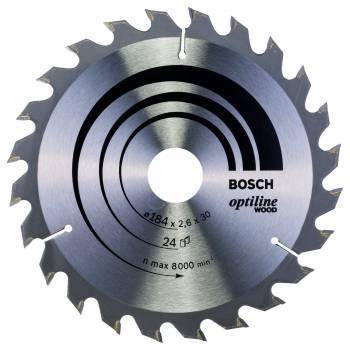 Пильный диск по дереву Bosch 2608640610