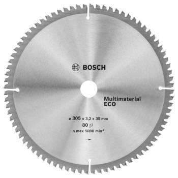 Пильный диск универсальный Bosch 2608641808