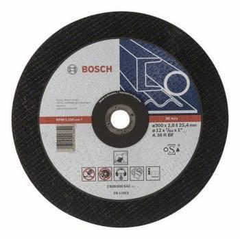 Отрезной диск по металлу Bosch 2608600542