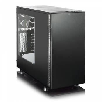 Корпус ATX Fractal Design Define R5 Blackout Edition Window черный (FD-CA-DEF-R5-BKO-W)