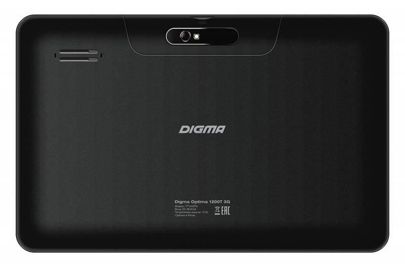 """Планшет 10.1"""" Digma Optima 1200T 3G 8ГБ черный - фото 2"""