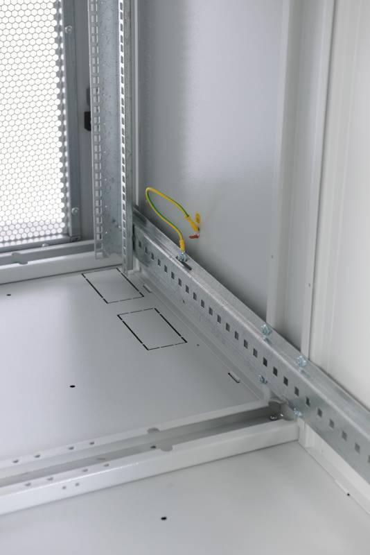 Шкаф серверный ЦМО ШТК-С-33.6.10-44АА 33U серый - фото 2