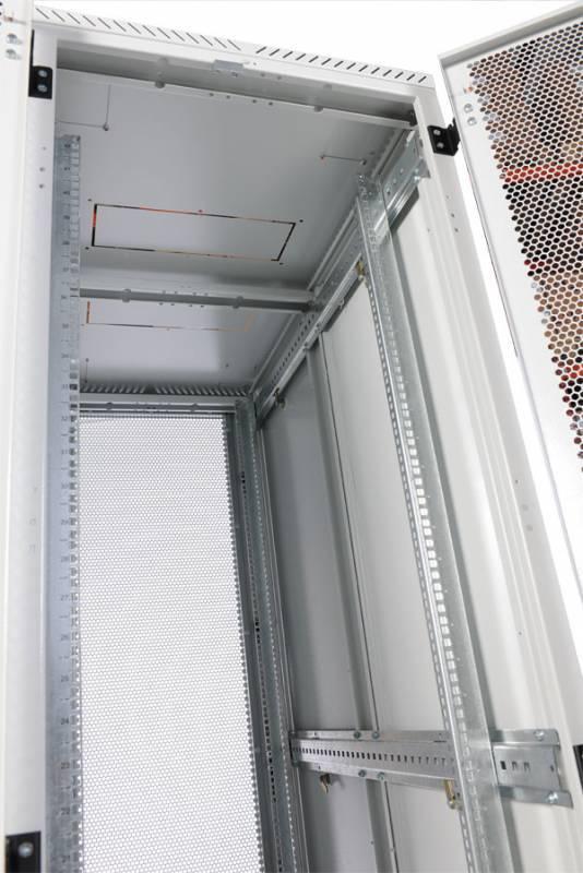 Шкаф серверный ЦМО ШТК-С-33.6.10-44АА 33U серый - фото 6