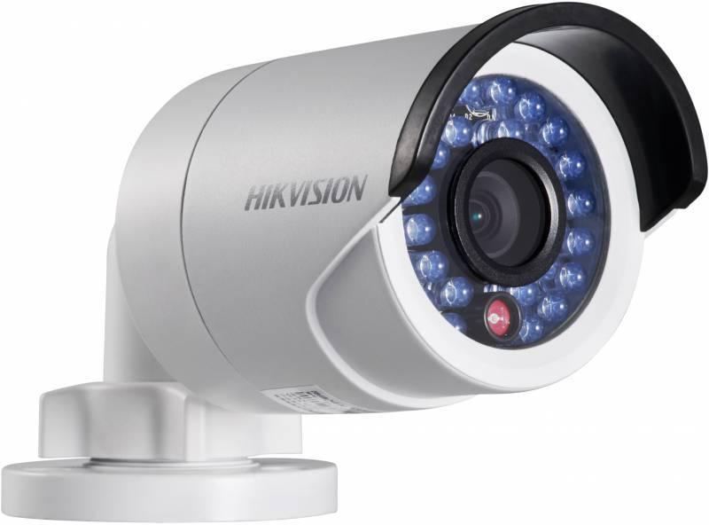 Видеокамера IP Hikvision DS-2CD2022WD-I белый (DS-2CD2022WD-I (4 MM)) - фото 1