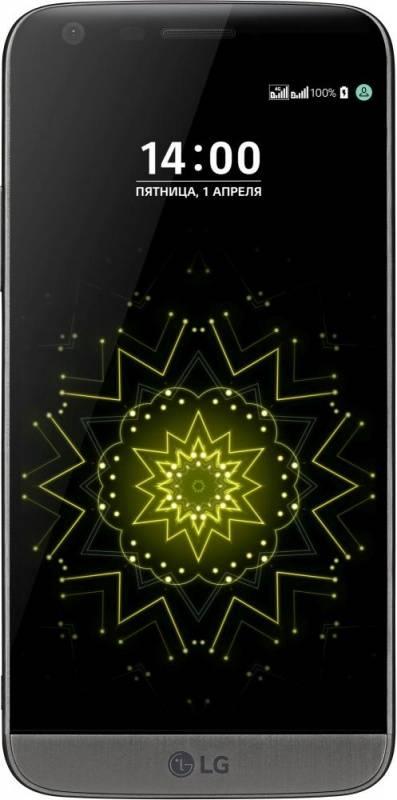 Смартфон LG G5se H845 32ГБ титан - фото 1