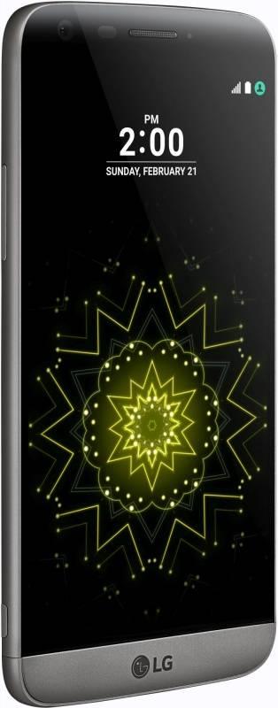 Смартфон LG G5se H845 32ГБ титан - фото 3