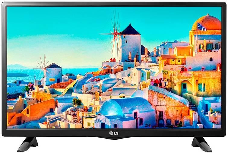 """Телевизор LED 28"""" LG 28LH450U черный - фото 1"""