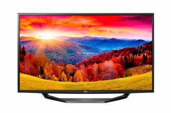 Телевизор LED 43 LG 43LH590V черный