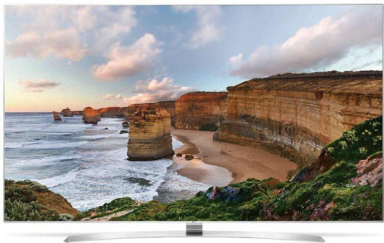 """Телевизор LED 65"""" LG 65UH950V белый - фото 1"""