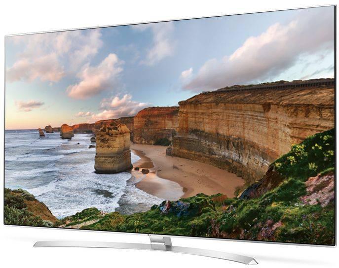 """Телевизор LED 65"""" LG 65UH950V белый - фото 2"""