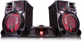 Минисистема LG CM9960+NS9960 черный