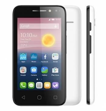 Смартфон Alcatel Pixi 4 4034D 4ГБ белый