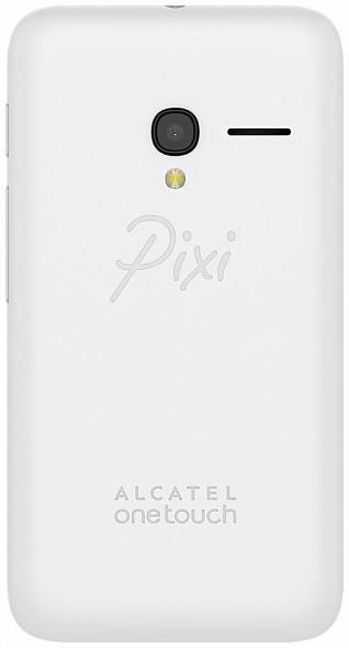 Смартфон Alcatel PIXI 3(4) 4013D 4ГБ белый - фото 3