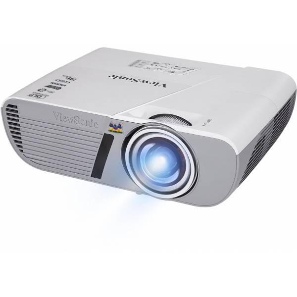 Проектор ViewSonic PJD5553LWS белый - фото 1