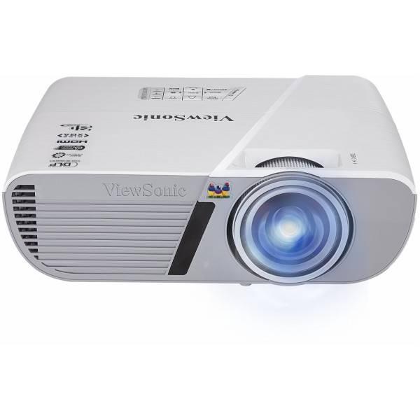 Проектор ViewSonic PJD5553LWS белый - фото 2