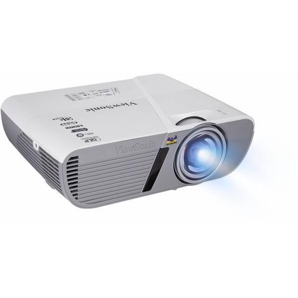 Проектор ViewSonic PJD5553LWS белый - фото 3