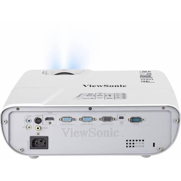 Проектор ViewSonic PJD5553LWS белый - фото 5