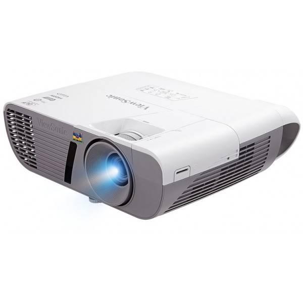 Проектор ViewSonic PJD6550LW белый - фото 1