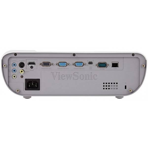 Проектор ViewSonic PJD6550LW белый - фото 5