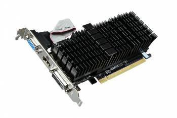 Видеокарта Gigabyte GeForce GT 710 2048 МБ (GV-N710SL-2GL)