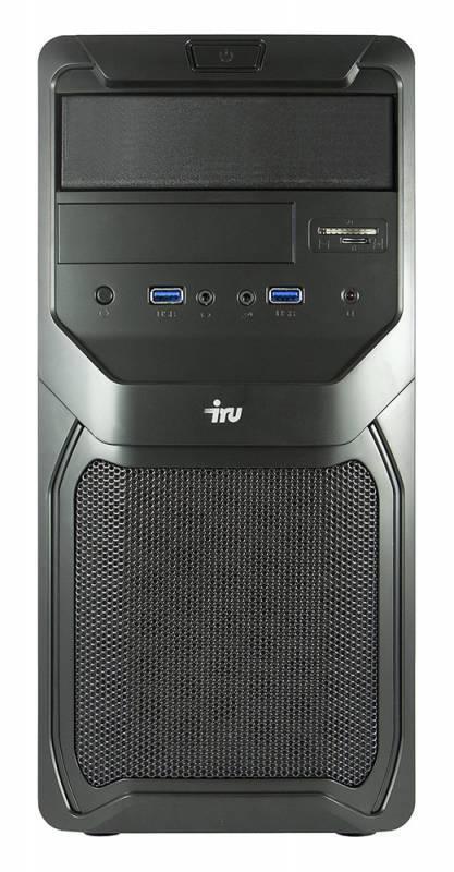 Системный блок IRU Premium 311 черный - фото 1