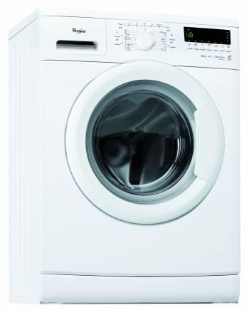 Стиральная машина Whirlpool AWS 61011 белый - фото 1