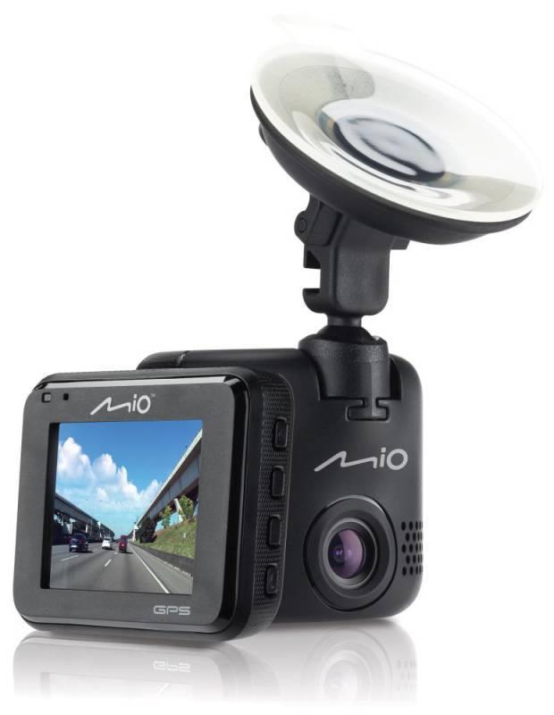 Видеорегистратор Mio MiVue C330 черный - фото 1