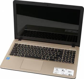 Ноутбук 15.6 Asus X540LA-XX002T черный