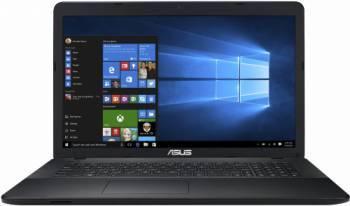 Ноутбук 17.3 Asus X751SJ-TY017T (90NB07S1-M00860) черный