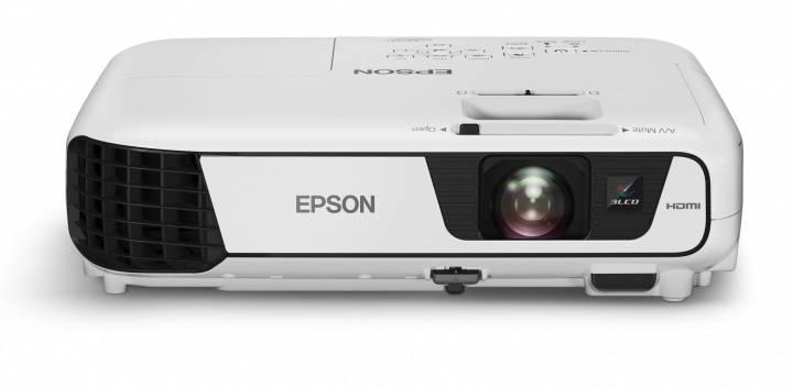 Проектор Epson EB-S31 белый - фото 1
