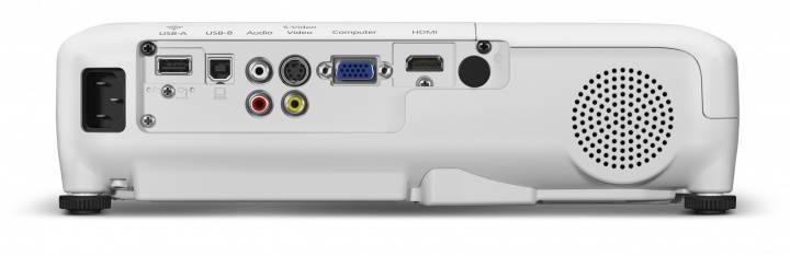 Проектор Epson EB-S31 белый - фото 2