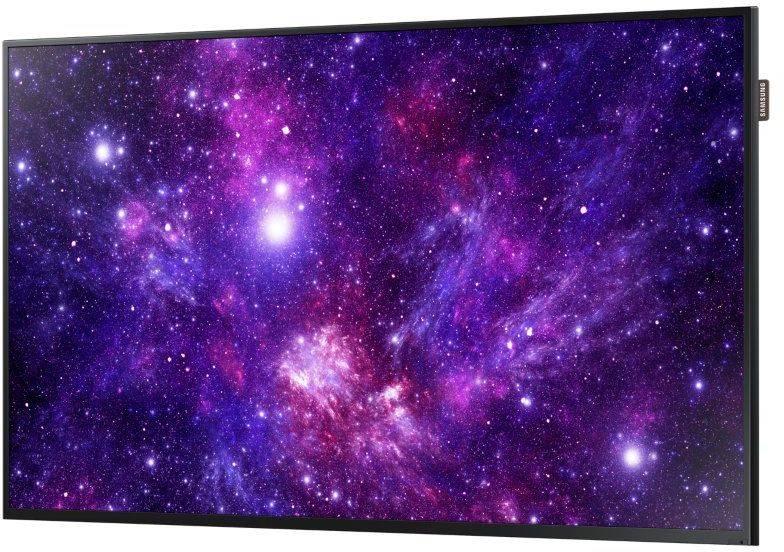 """Профессиональная LCD панель 48"""" Samsung DC48E черный - фото 4"""