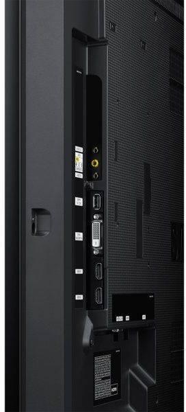 """Профессиональная LCD панель 48"""" Samsung DC48E черный - фото 6"""