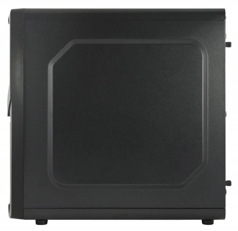 Системный блок IRU Office 110 черный - фото 3