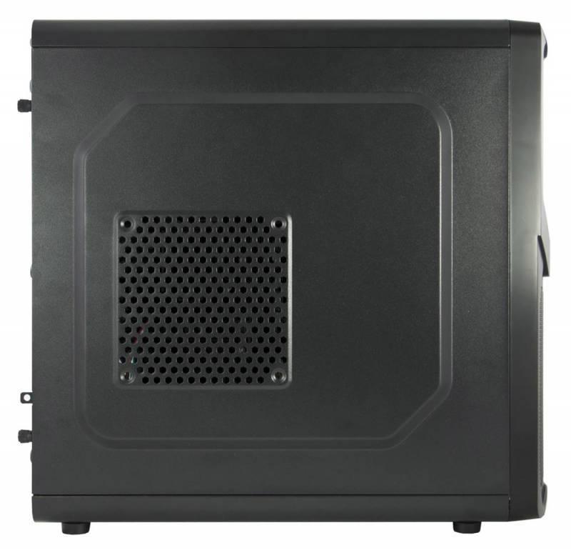Системный блок IRU Office 110 черный - фото 4