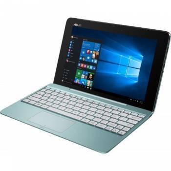 Трансформер Asus T100HA-FU008T, процессор Intel Atom X5 Z8500, оперативная память 2Gb, накопитель SSD 32Gb, видеокарта Intel HD Graphics, диагональ 10.1, 1280x800, Windows 10 64-bit, голубой (90NB074A-M07110)