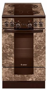 Плита электрическая Gefest ЭП Н Д 5560-03 0001 коричневый