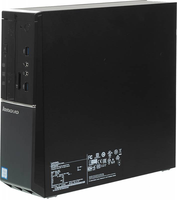 Системный блок Lenovo IdeaCentre 510S-08ISH черный - фото 2